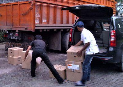 Packing dan Kirim Barang
